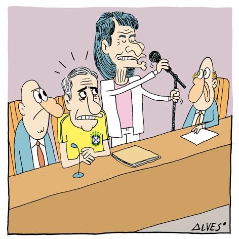 Ilustração: Alves