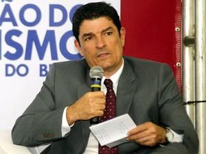 Vinicius Lages, novo ministro do Turismo, que fez doação para a campanha de Dilma em 2010 (Foto: Agência Sebrae)