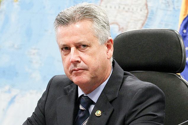 Rodrigo Rollemberg (PSB-DF), líder da sigla no Senado (Foto Andre Borges/Folhapress)