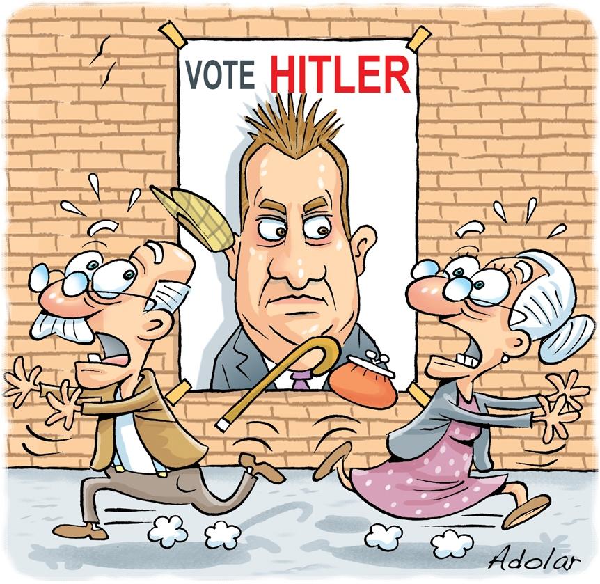 Candidato Hitler