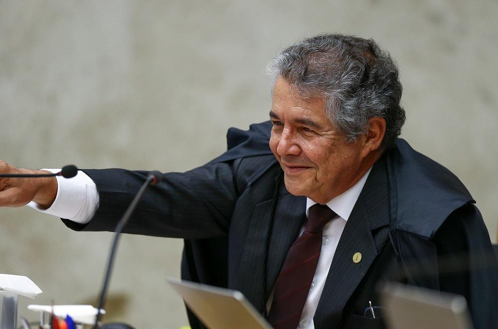 """Com inveja, Marco Aurélio, do STF, deseja o mal a Moro; """"Eu espero que ele não ocupe a cadeira que deixarei em 2021"""""""