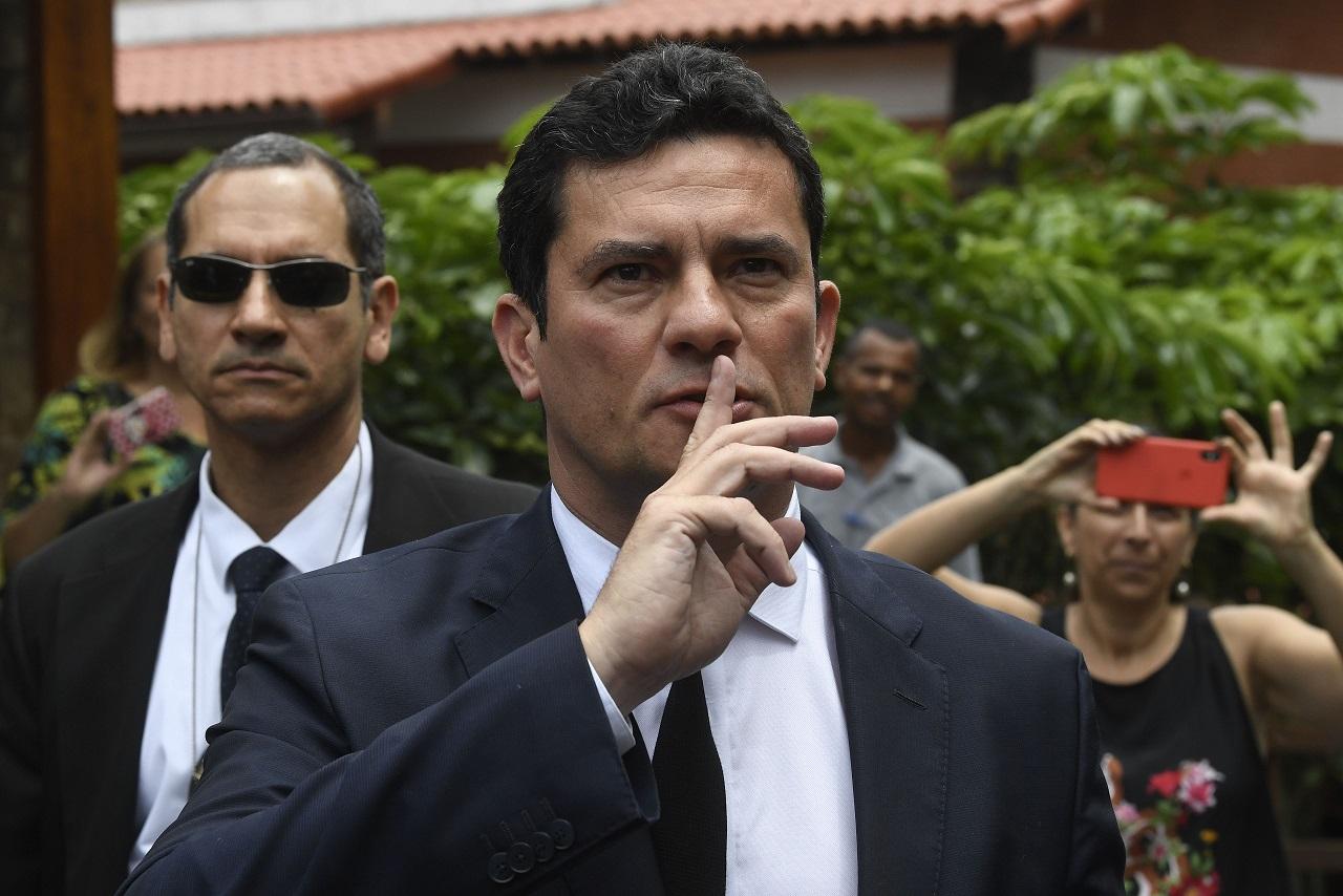 xeque-mate; Moro encerrou processo mais antigo da Lava Jato antes de sair para ser ministro